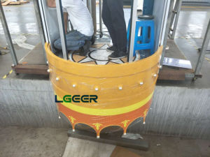 Sightseeing Lift with Good Decoration pictures & photos