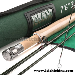 V-Light 7FT6 3wt 30t Korean Sk Carbon Fly Rod pictures & photos