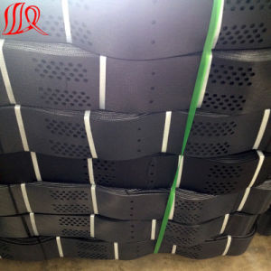 High Quality HDPE Geocell Used in Roadbed pictures & photos