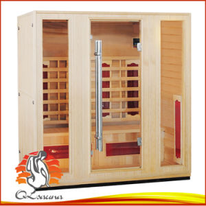 Far Infrared Sauna Cabin (L4TV)