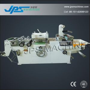 Pur Foam Die-Cutter Machine with Sheeting Function pictures & photos