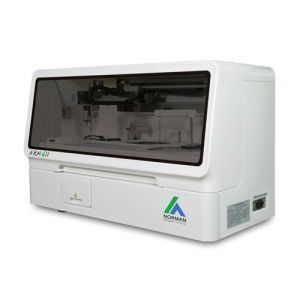 Fully Automatic Biochemistry Analyzer Blood Test Machine pictures & photos