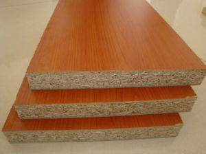 4′x8′ Melamine Particle Board for Furniture From China pictures & photos