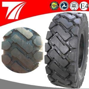 E3, E4, L5, L5s Bias Loader Tyre, Mining OTR Tire (23.5-25, 18.00-33, 26.5-25)