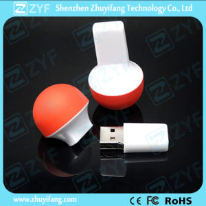 New Tumbler Shape Plastic USB Flash Drive (ZYF1250) pictures & photos