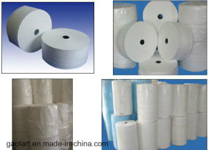 Nonwoven Fabric Meltblown Used on N95-N100 Dustproof Face Mask pictures & photos