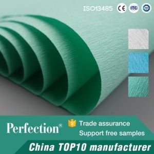 120cm*120cm Medical Wrapping Sheet/Sterilization Crepe Paper pictures & photos