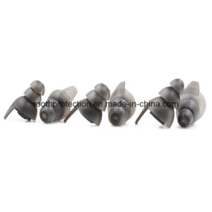 More Skin-Friendly of The Reduction Earplugs for Industrial Environment with Tube pictures & photos