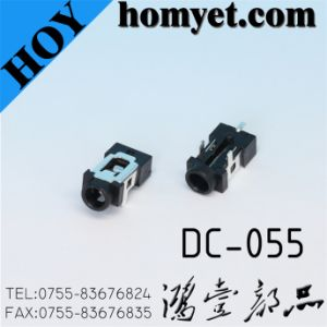 High Quality DC Jack/DC Power Jack (DC-055) pictures & photos