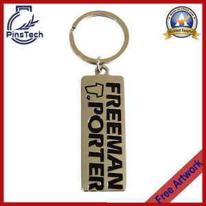 Soft Enamel Keychain, Customized Color Filled Keychain pictures & photos