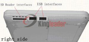 "10.1"" Intel Atom N2600 Windows Linux Ubantu Tablet PC (A116) pictures & photos"