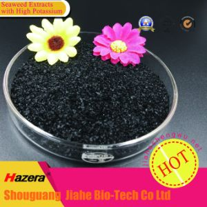 High Potassium Flake Brown Seaweed Extract Fertilizer Supplement for Irrigation pictures & photos