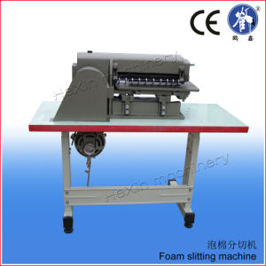 Professional EVA Foam Slitting Machine pictures & photos