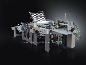Combination Paper Folder Machine (ZYH660D) pictures & photos