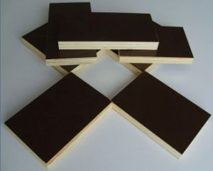 Brown/ Blackshuttering Plywood pictures & photos
