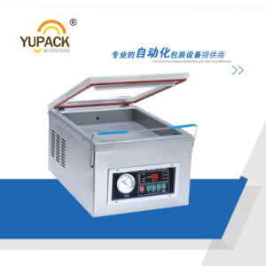 International Standard High Quality Desktop Vacuum Packing Machine for Food pictures & photos