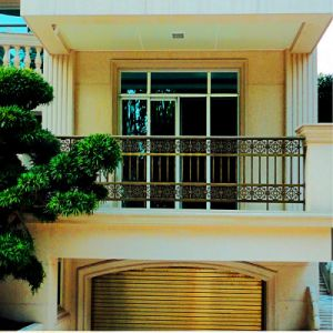 Deluxe Aluminium Balustrade for Villa