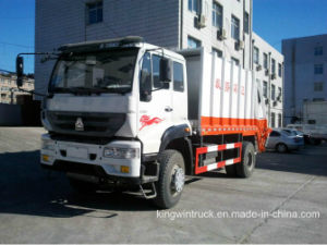 Sinotruk Brand 10m3 for Garbage Truck