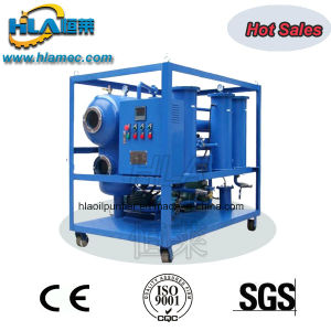Vacuum Heating Used Transformer Oil Insulating Oil Recycling Device pictures & photos