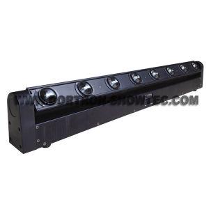 LED Rotation Bar Beam 8X10W Cool White (LRBB-108-A1(CW)B)