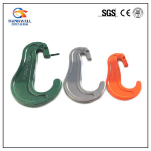 G80 Alloy Steel Lashing Type C Hook, High Tensile Hook pictures & photos