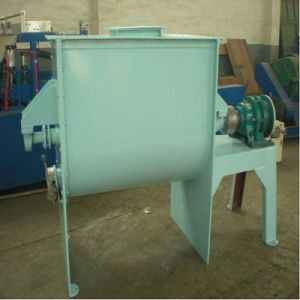 WLDH Series Horizontal Ribbon Mixer ISO pictures & photos