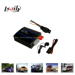 GPS/GSM Tracking System with Mic/Phone Port (Remote Monitoring) pictures & photos