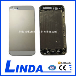 Mobile Phone Battery Door for iPhone 5s Battery Door pictures & photos
