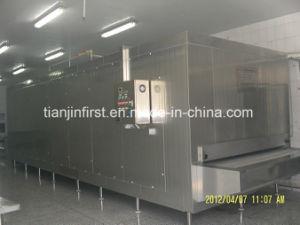 Shrimp Fish Fast Freezing Machine/ Blast Freezer/ Tunnel Quick Freezer pictures & photos