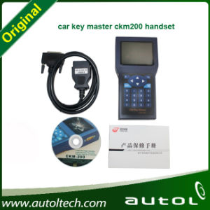 Hot Sale Car Key Master Ckm200 Handset with 390 Tokens for BMW, Benz and More Vehicles pictures & photos
