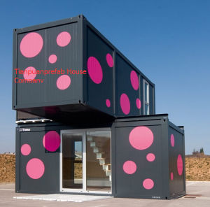 Modernized and Economic Container House for Living Unit pictures & photos