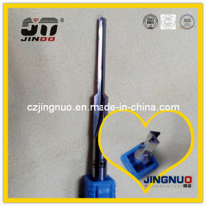 Solid Carbide Straight Shank Drill with Palabolic Flute Geometry pictures & photos