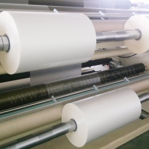 Glossy EVA Coated BOPP Transparent Thermal Laminating Film 15~32 Micron pictures & photos