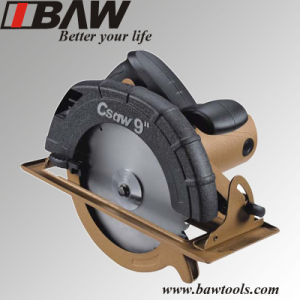 2100W 255mm Circular Saw with Aluminum Motor Housing (MOD 88003A) pictures & photos