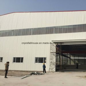 Size Customized Prefab Metal Buildings pictures & photos