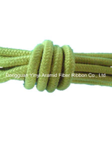 6mm Fire Protection Aramid Firber Rope pictures & photos