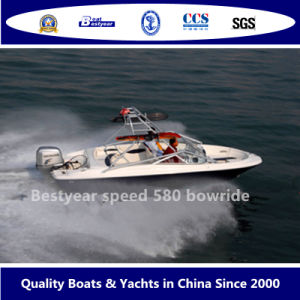 Bestyear Boat of Speed 580 Bowride pictures & photos