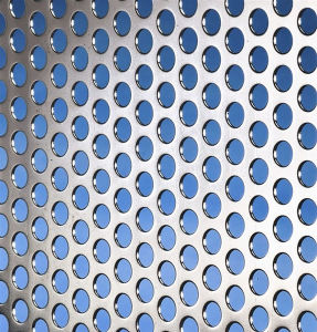 Decorative Perforated Sheet pictures & photos