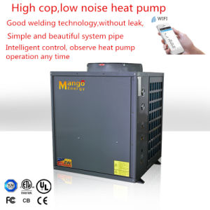 WiFi Control Observe The Operation of The Heat Pump Any Time, Easy After Service Heat Pump Water Heater pictures & photos