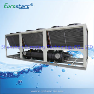 Central Air Conditioner Air Cooled Screw Compressor Chiller Water Chiller pictures & photos