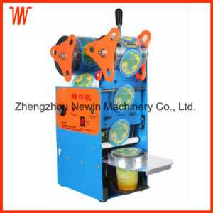 Manual Cup Sealing Machine Price pictures & photos