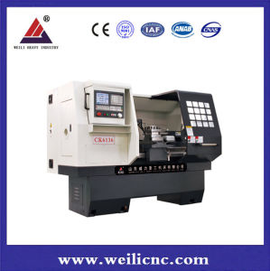 CNC Metal Lathe Machine Made in China Ck6136