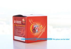 Auto Fire off Fire Extinguisher Balls for Home Securiy pictures & photos