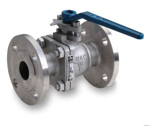 Stainless Steel Flanged Ball Valve/Q41f-16p pictures & photos