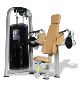 Seated Triceps Press Machine (Xr9905) Arm Extension Gym Equipment pictures & photos