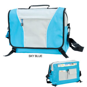 Promotion Long Strap Notebook Shoulder Messenger Bag pictures & photos
