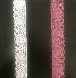 Elastic Lace for Garment pictures & photos