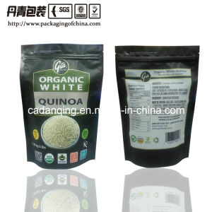 Multi-Color Rice Bag Stand up Pouch with Zipper (DQ0216) pictures & photos