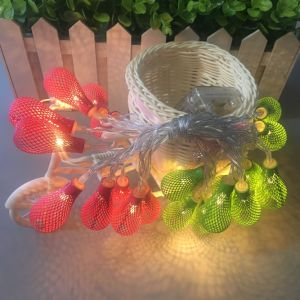 Outdoor Waterproof Battery Operated String Lights pictures & photos
