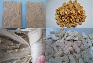 High Capacity Textured Soya Protein Meat Analog Machine pictures & photos
